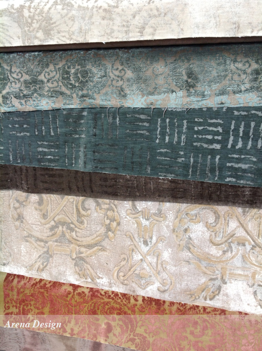 Rusty Arena – Couture Fabrics and Wallcoverings
