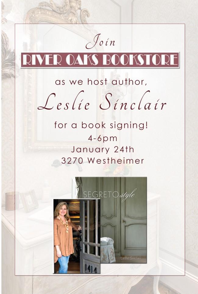 Invitation_River Oaks Bookstore