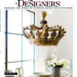 Antique Shops & Designers' New Issue!