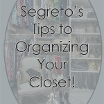 Segreto's Organization Challenge!!