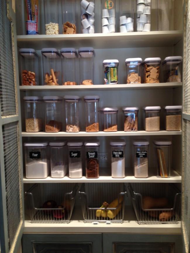 My Pantry Renovation!-Segreto Secrets Blog!