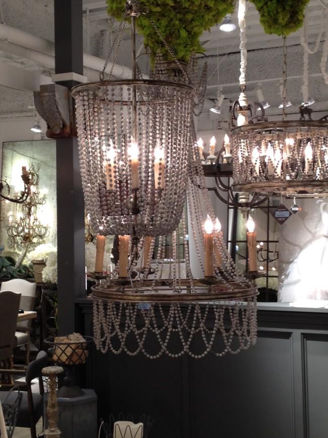 AG showroom lighting