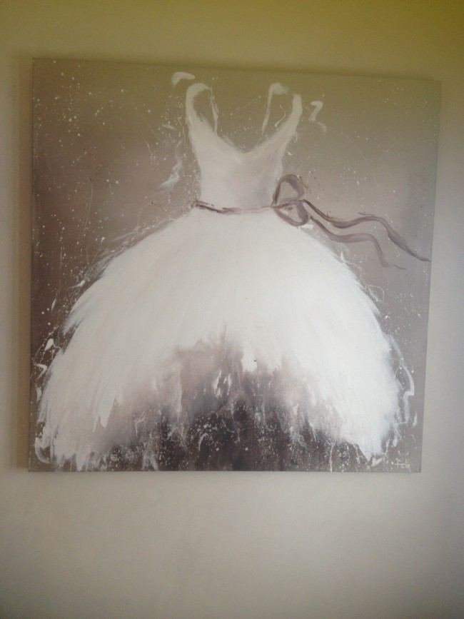 Anita's The Dress
