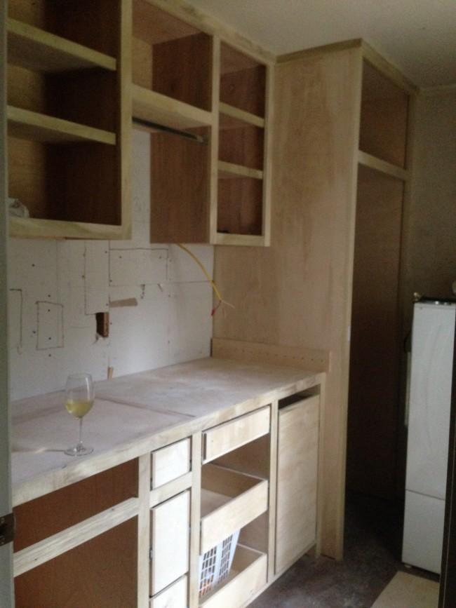 My Laundry Room Makeover-Segreto Secrets Blog. Goodchild Builders.