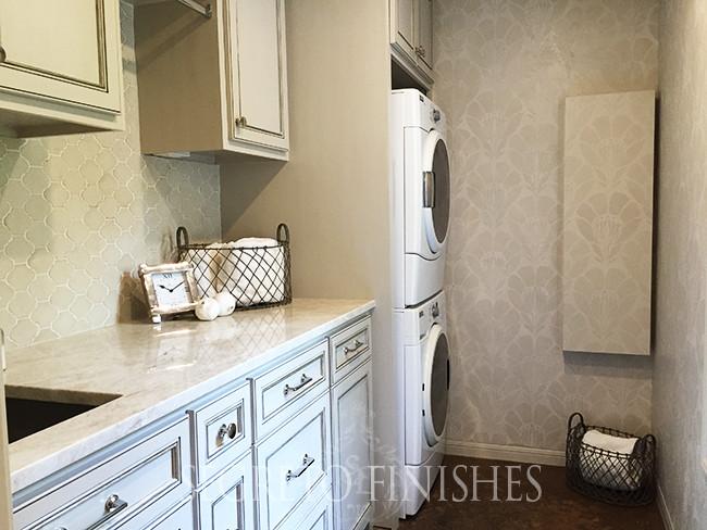 Laundry Room Makeover-Segreto Secrets Blog