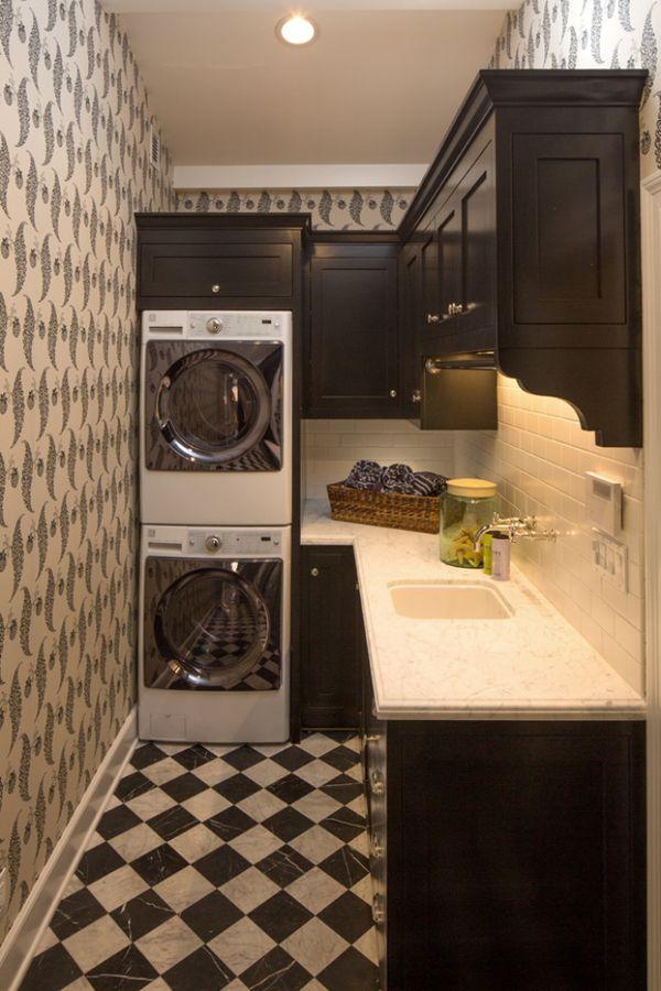 My Laundry Room Makeover - Segreto Secrets Blog