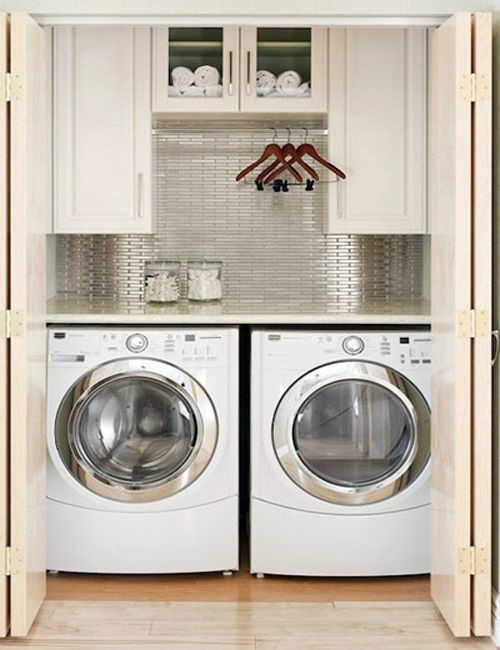 My Laundry Room Makeover-Segreto Secrets Blog