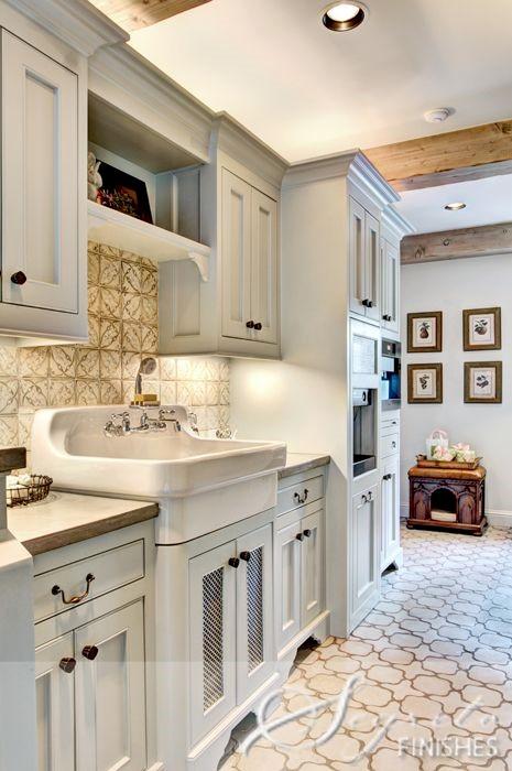 My Laundry Room Makeover- Segreto Secrets Blog
