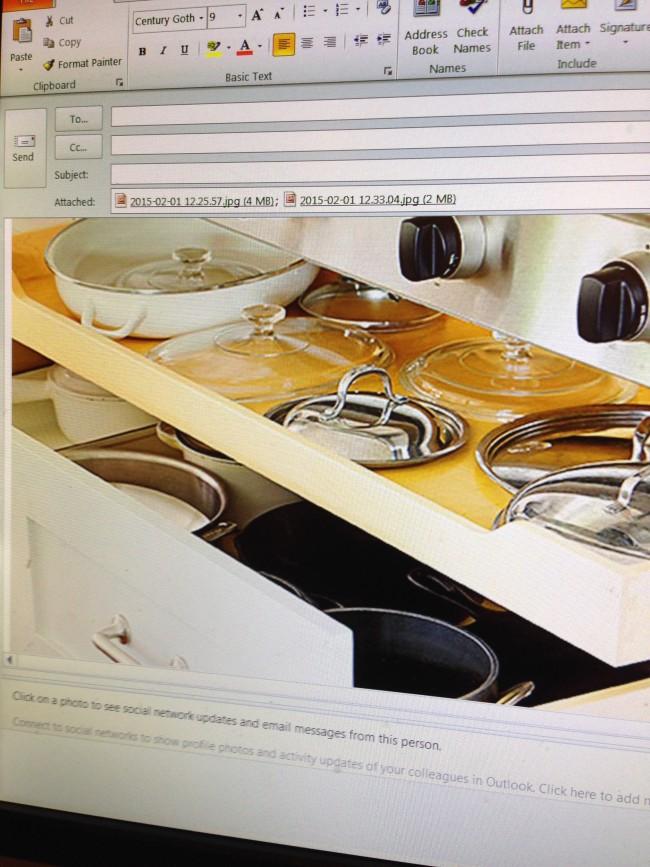 My Kitchen Update! Segreto Secrets Blog