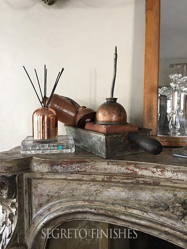 Segreto - Copper Oil Can Collection