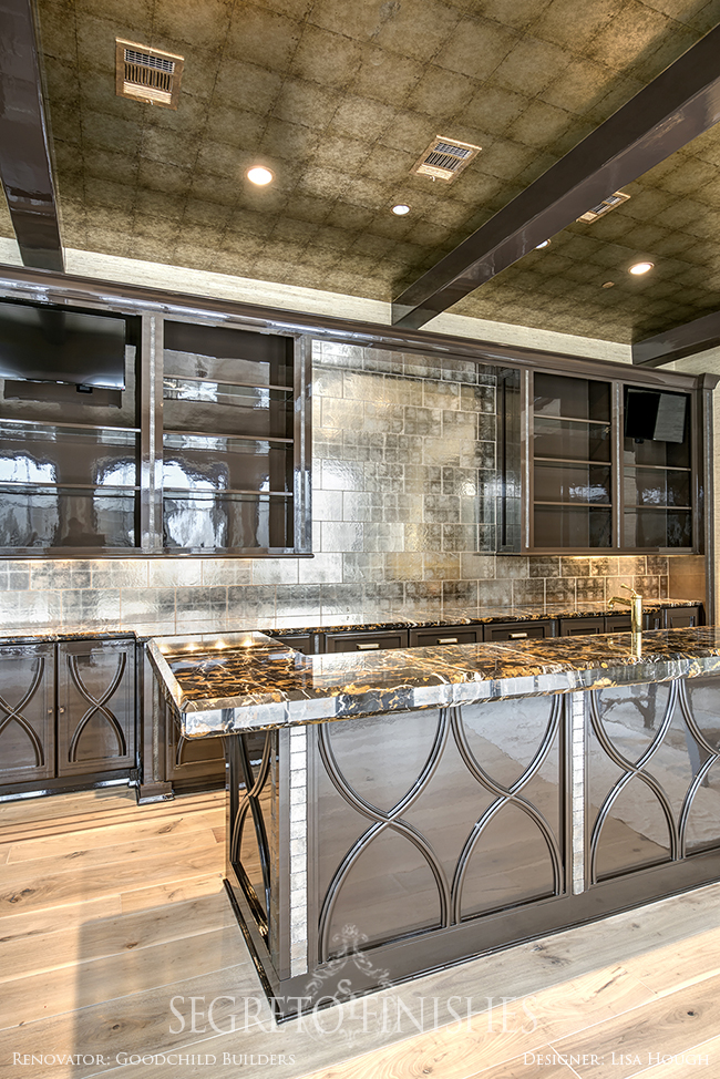 Segreto Tale of Four Projects - Contemporary Kitchen