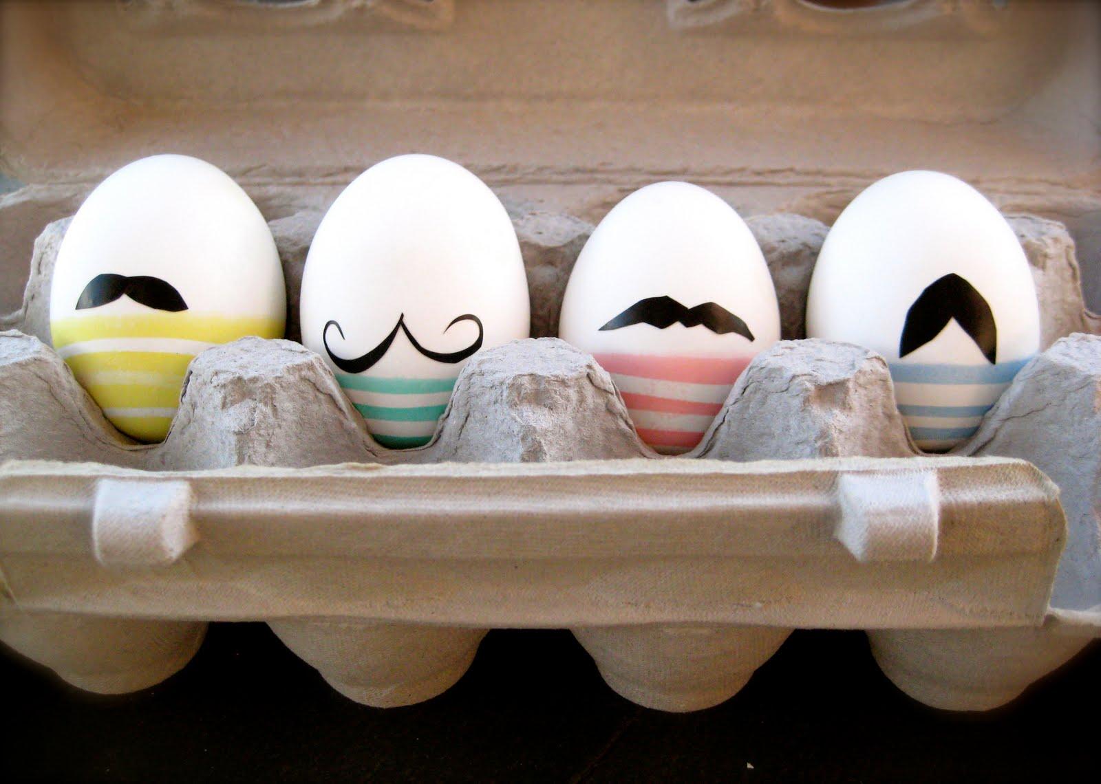 Segreto Secrets - Easter Egg Decorating and Dyeing Ideas