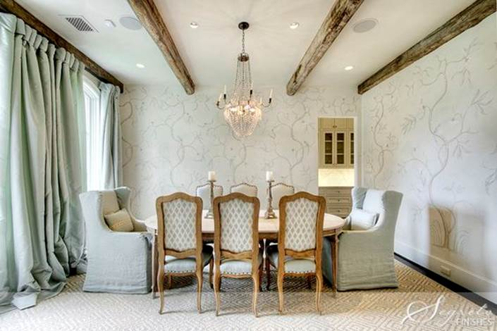Great Seating Ideas: How to Mix Chair Styles in Dining Rooms!!!