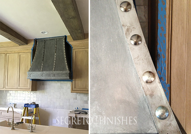 Segreto Secrets - Home Tours All Day Long - Range Hood