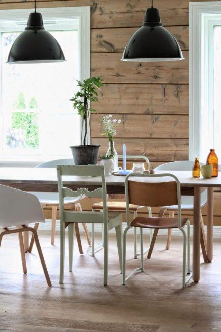 Mixing Chairs! Segreto Secrets Blog!