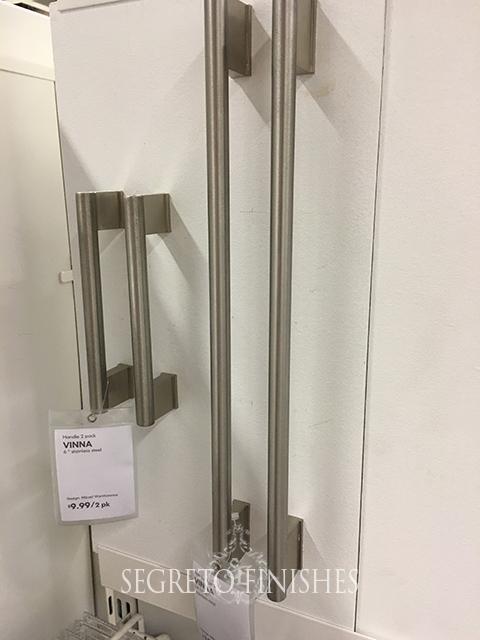 Segreto Secrets - Father's Day Office Makeover - Ikea Cabinet Hardware