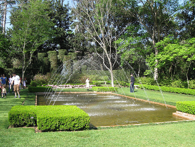 Segreto Secrets - Bayou Bend Fountains