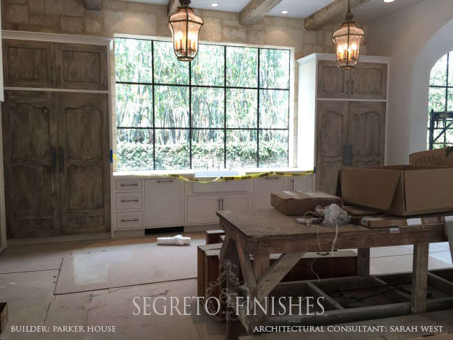 What's Segreto's Been Up To - Kitchen by Parker House and Sarah West