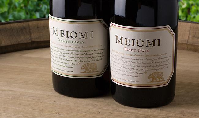 Segreto Secrets - Galveston Anniversary Trip - Meiomi Chardonnay