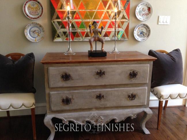 Segreto Secrets - Credenza Furniture Finish