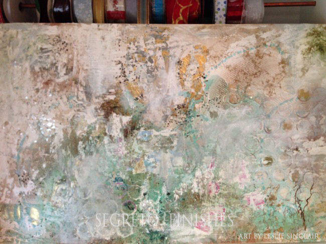 Segreto Secrets - Leslie Sinclair Artwork for Commission - Segreto Gallery
