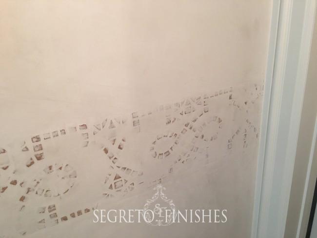 Segreto Secrets - Plastering Over Tile - Segreto Finishes