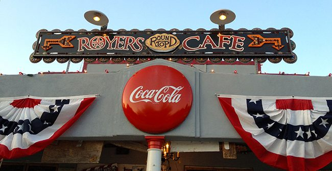 Royer's Round Top Cafe