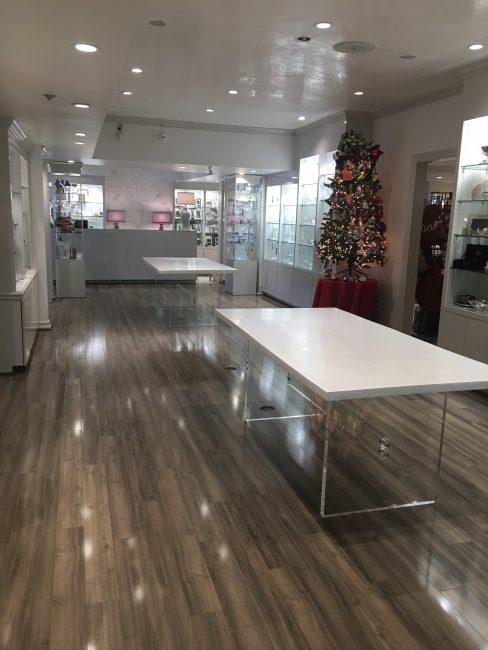 Segreto Secrets Blog! The Remake of a Retail Space!
