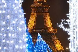 The Magical City of Paris for the Holidays!