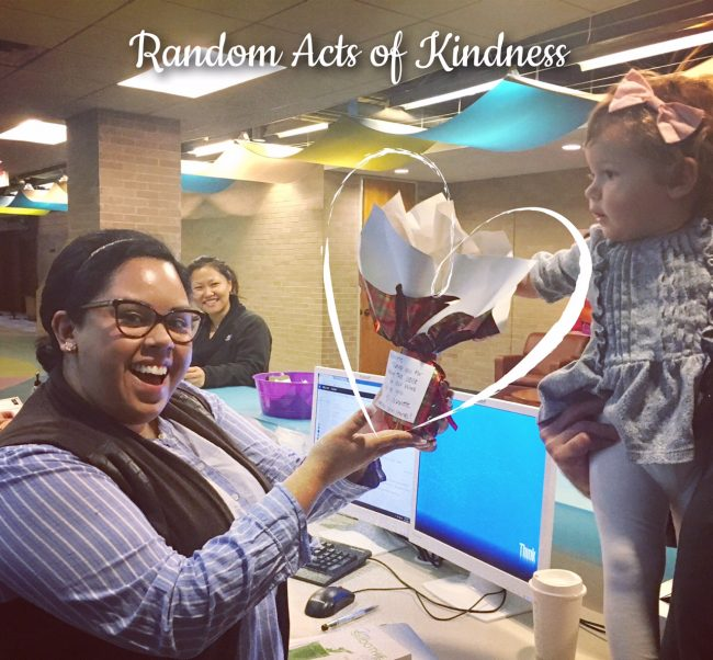 Segreto Secrets Blog! Random Acts Of Kindness!
