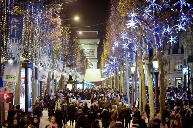 Segreto Secrets Blog - The Magical City of Paris for the Holidays!
