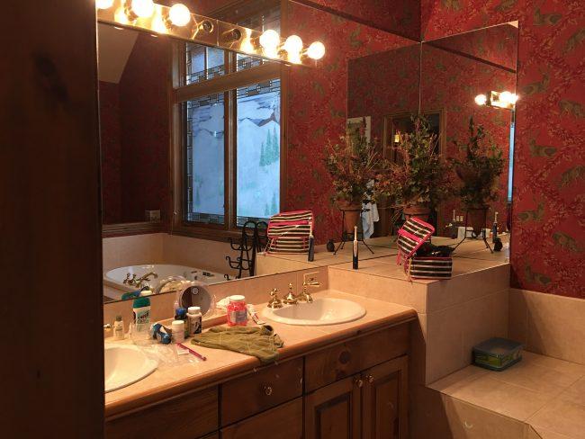 A Colorado Update Part 3! Bedroom and Bath! Segreto Secrets Blog!!