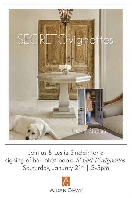 Segreto Secrets Blog! Colorado Update!