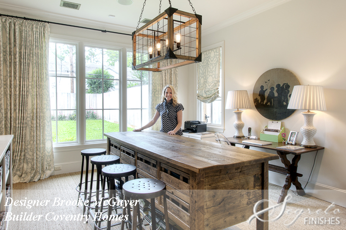 Spotlight on Brooke McGuyer Interiors