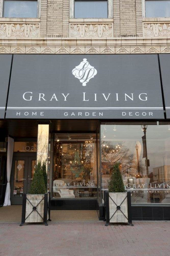 Aidan Gray Living & Segreto Style!