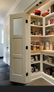 My Pantry Renovation!-Segreto Secrets Blog!