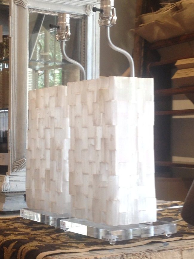 Selenite Brick Lamps from CA - Copy