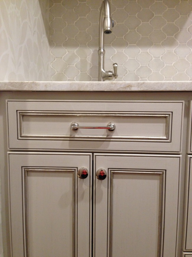 My Laundry Room Makeover- Segreto Secrets Blog