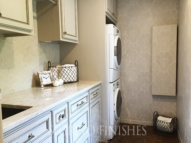 Laundry Room Makeover-Segreto Secrets Blog