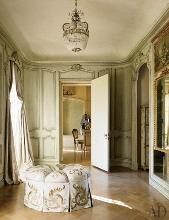 Panelled Room: The Power Of The Paneled Room • Segreto Finishes
