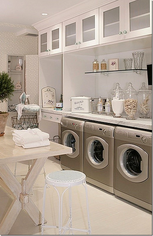 My Laundry Room Makeover -Segreto Secrets Blog