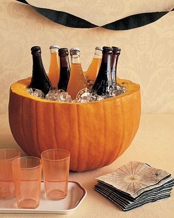 pumpkin cooler - segreto secrets blog