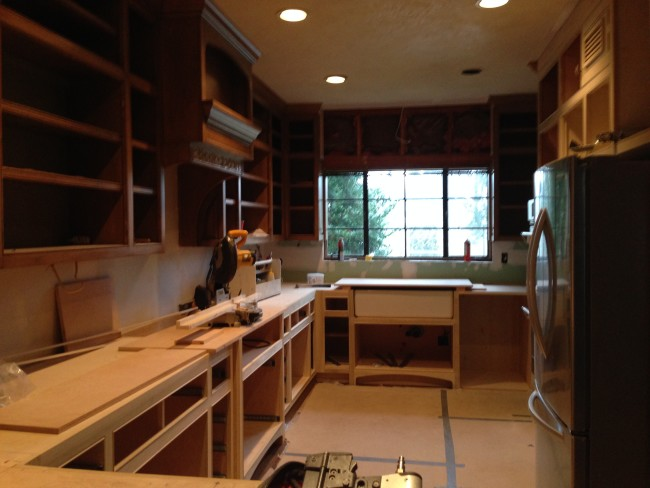 My Kitchen Update! Segreto Secrets Blog