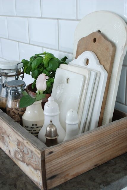 How to Accessorize your Kitchen Segreto Secrets Blog 3