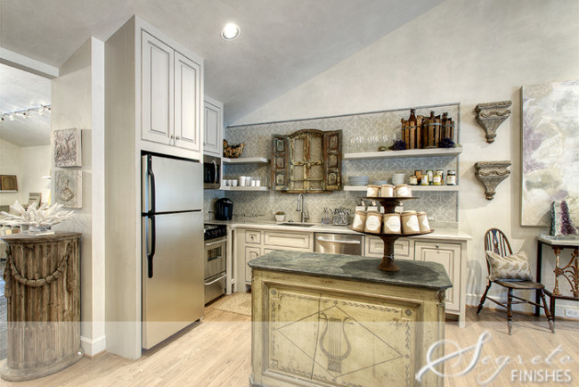 My Kitchen Uppdate!-Segreto Secrets Blog!