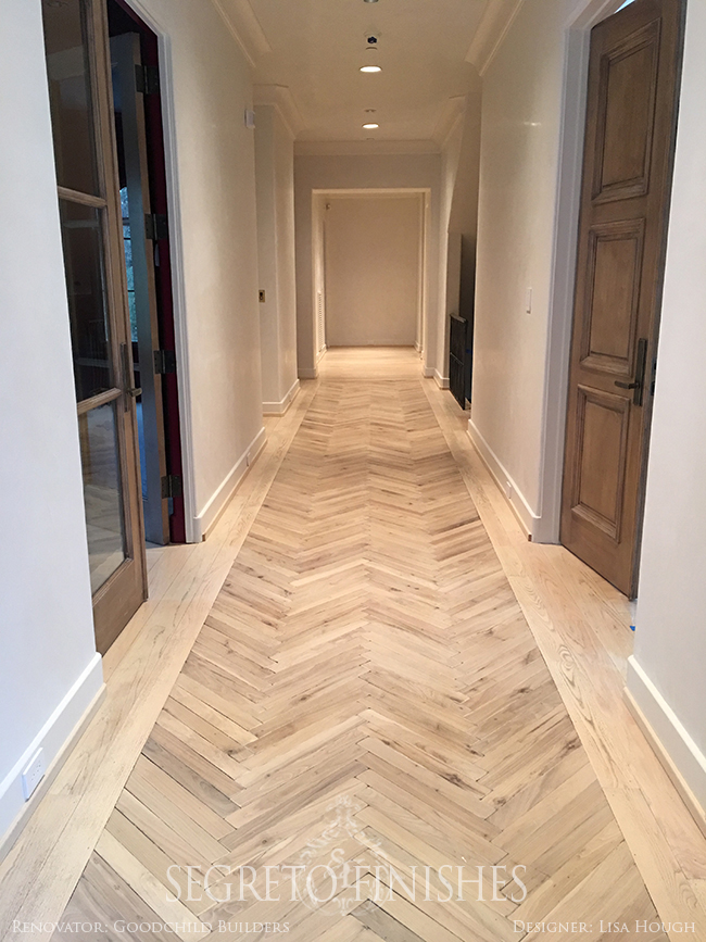 Tale of Four Projects - Segreto - Floors by Custom Floors Unlimited