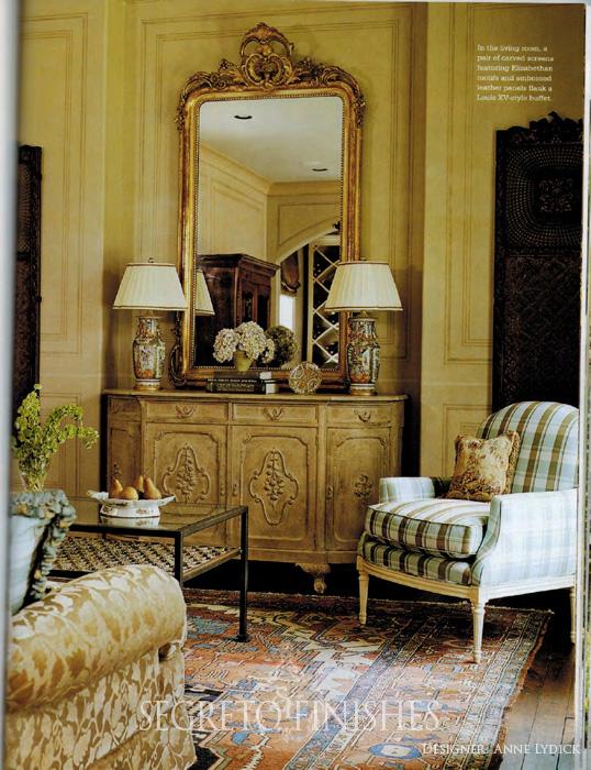 Segreto Secrets Blog - A Home Full of Whimsy with designer Anne Lydick
