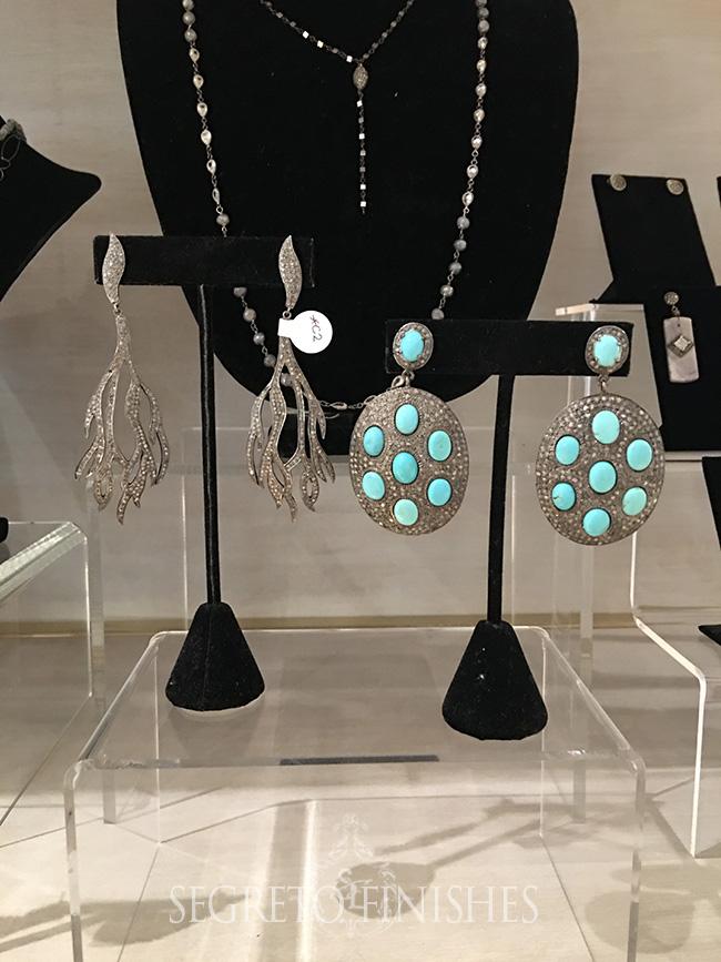 New at the Segreto Boutique – Beautiful Jewelry!