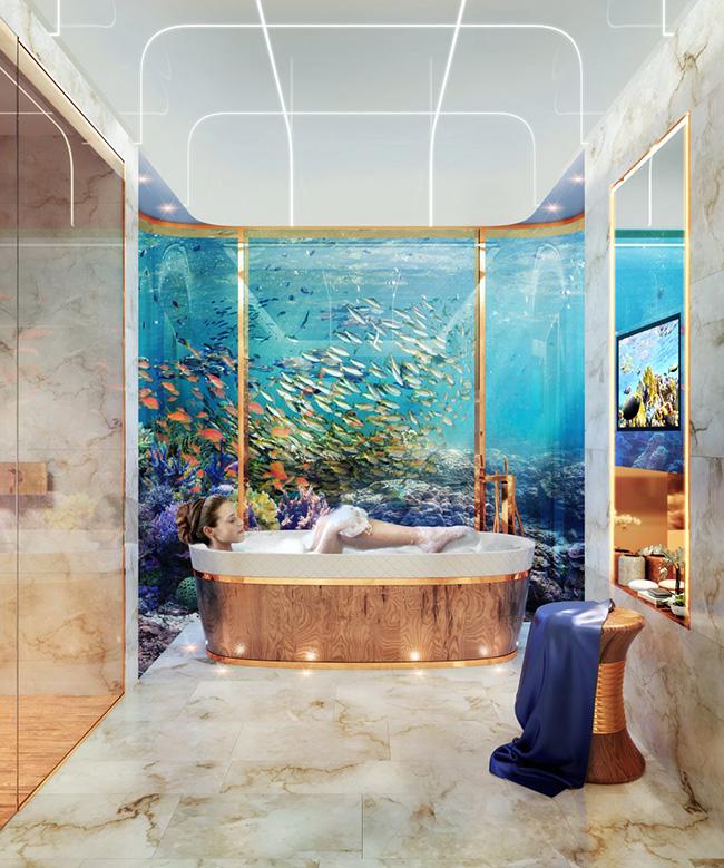 Segreto Secrets - Dream Vacation Home on A Private Floating Island