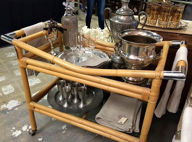 Susan Horne Antiques at DASH - Segreto Secrets